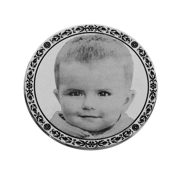 Серебряная памятная монета-сувенир