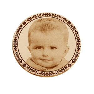 Золотая памятная монета-сувенир