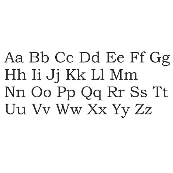 Шрифт 12_en