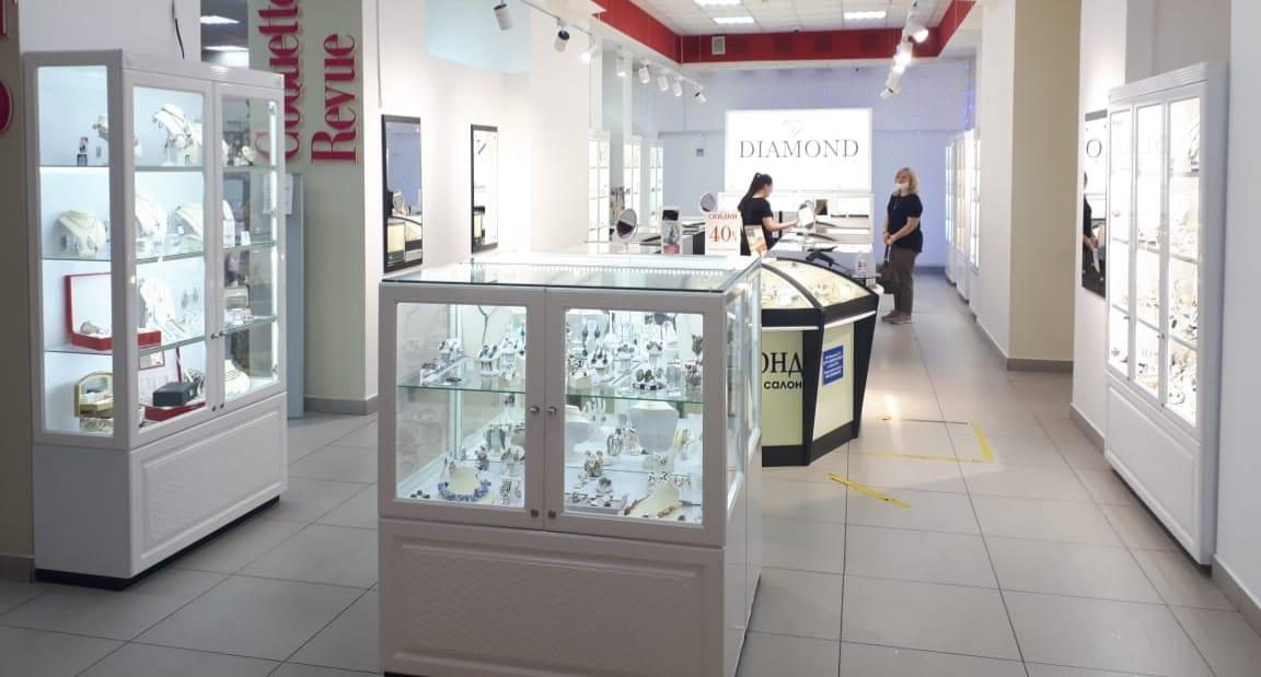 Ювелирный магазин в Хабаровске, ул. Краснореченская, 44